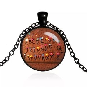 Jewelry - NEW Stranger Things Series Lights Alien Necklace